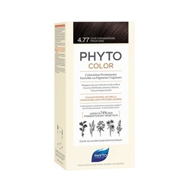PHYTO Phyto Phytocolor 4.77 Intense Chestnut Brown Kahve